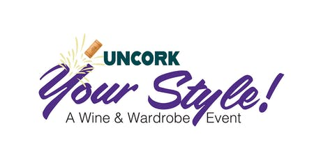 Uncork Your Style! A Wine & Wardrobe Event tickets