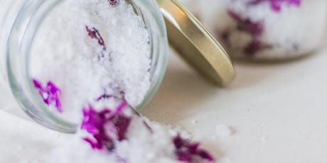 DIY Bath Salt Bar tickets