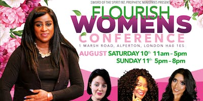 Flourish Womans Conference 2019