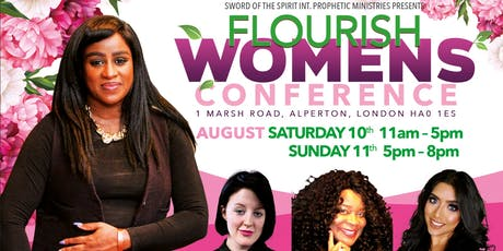 Flourish Womans Conference 2019 tickets
