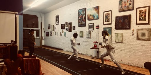 Marin Fencing Academy and Ludus Training Foundation Open House