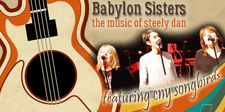 Babylon Sisters: The Music of Steely Dan tickets