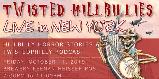 Twisted Hillbillies Live in NYC!
