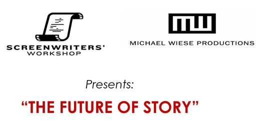 The Future of Story Panel and Social Hour