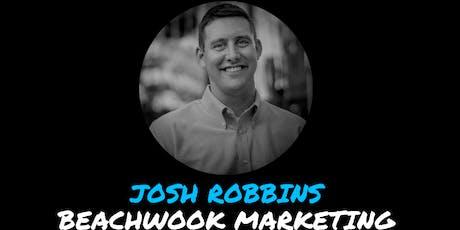 YPI Network Presents: Speaker Series Luncheon, Josh Robbins - August 2019 tickets