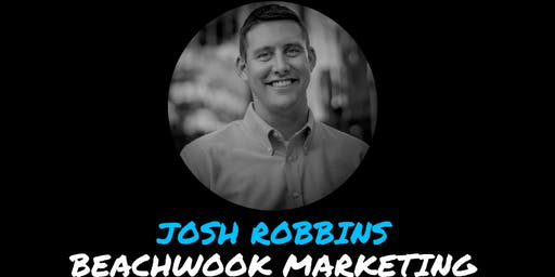 YPI Network Presents: Speaker Series Luncheon, Josh Robbins - August 2019