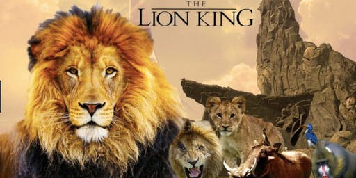 """The Lion King"" Movie Showing"