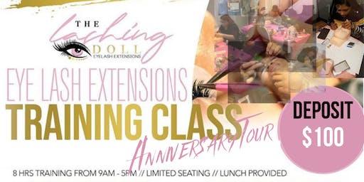 Lash Class Tour Detroit