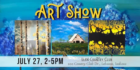Michael J McGuire's Ulen Art Show tickets