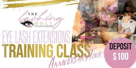 Lash Training Tour Cincinnati  tickets
