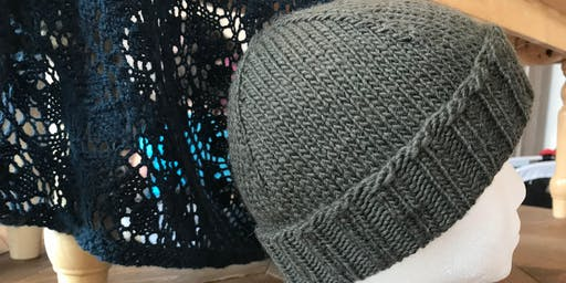 Learn to Knit: Hat