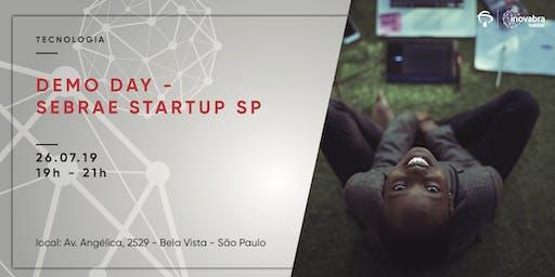 Demo Day - Sebrae Startup SP