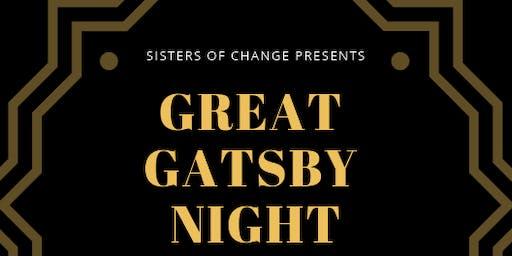 Great Gatsby Night