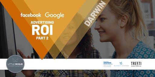 [Darwin] PART TWO: Google & Facebook Ads ROI: Understanding Facebook Pixel and Google Analytics Goals