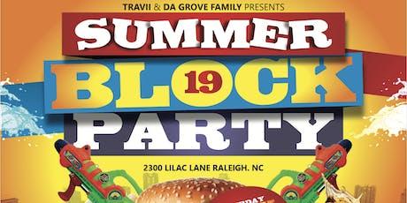 Da Grove Summer19 Block Party tickets