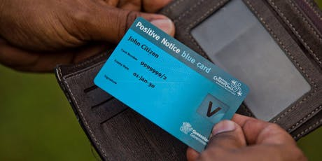 Blue Card Information Session: North Lakes Community Hub tickets