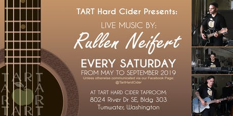 TART Hard Saturday with Rullen Neifert - LIVE tickets