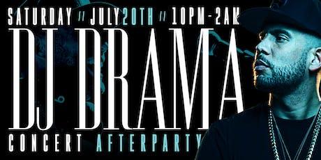 DJ DRAMA LIVE tickets