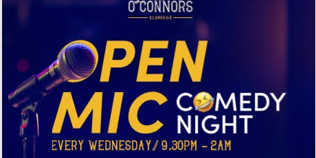 OCONNORS OPEN MIC tickets