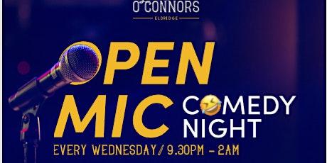OCONNORS OPEN MIC