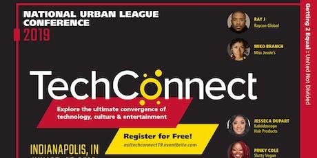 2019 National Urban League TechConnect Summit tickets