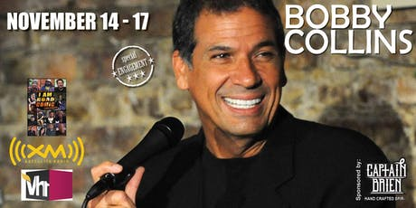 Comedian Bobby Collins live in Naples, Florida tickets
