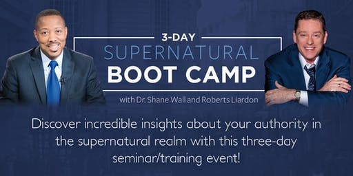 Supernatural Boot Camp 2019 – Des Moines, IA