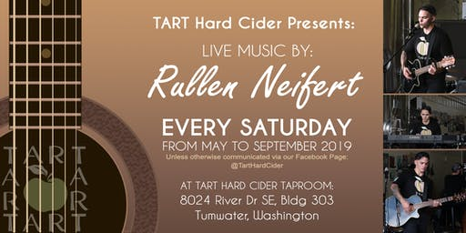 TART Hard Saturday with Rullen Neifert - LIVE