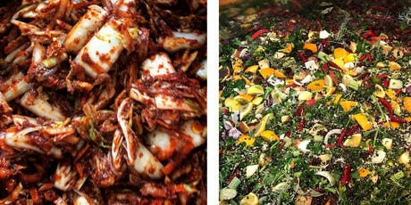 Traditional Kimchi & Master Tonic - Master Class, with creator of FiRE TONiC ® tickets