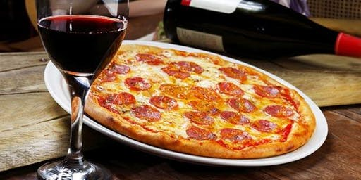 Class in a Glass: Wine and Pizza