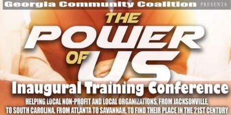 """Georgia Community Coalition """"The Power of Us"""" 2019 Summit tickets"""
