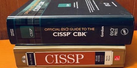 CISSP 4 Me Study Group tickets