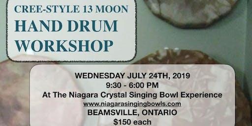 Make Your Own Native Hand Drum Workshop
