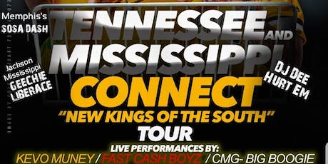 New Kingz Of The South tickets