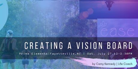 Vision Board Workshop at Prima Elements tickets