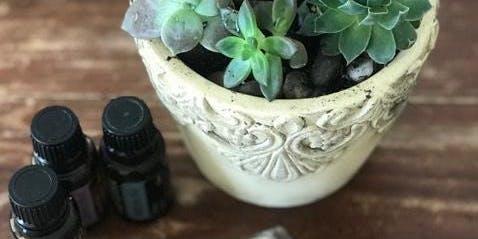 Succulents & Self Care DIY Class