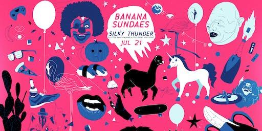 Banana Sundaes feat. Silky Thunder, Mike Paz & Pumatron