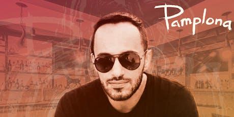 DJ Pouria at Pamplona VA tickets