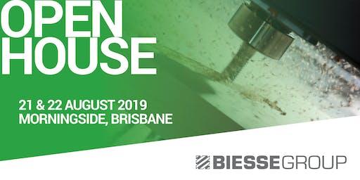 Biesse Brisbane Open House 2019