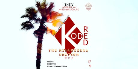 DLAC KODE RED Day Party: Millennial Edition tickets