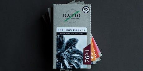 Japanese Tea & Chocolate Pairing tickets