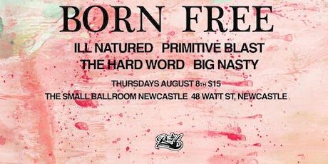 Born Free tickets