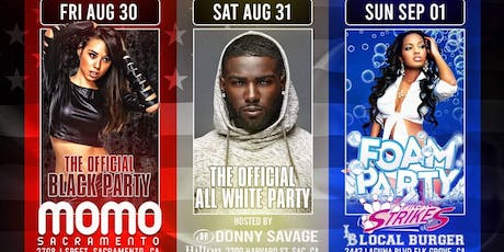 Sacramento Summer Vibes Labor Day Weekend  tickets