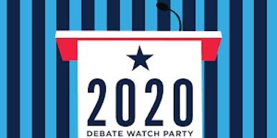 Presidential Debate Watch Party!