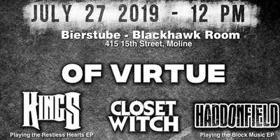 Hope For The Quad Cities Fest 2k19