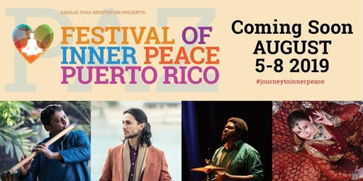 Festival of Inner Peace Ponce