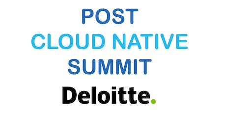 Post Cloud Native Summit Meetup tickets
