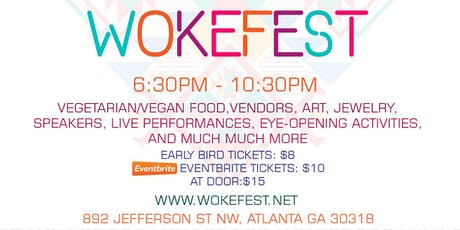WokeFest tickets