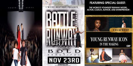 Battle of the Runway Too tickets