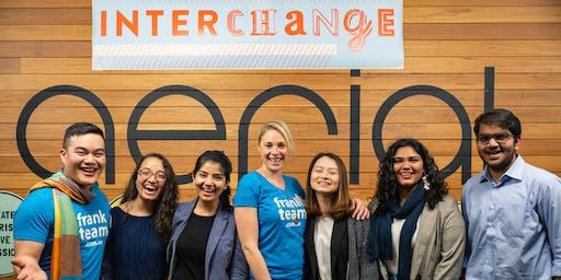 INTERCHANGE International Student Entrepreneurship Talk